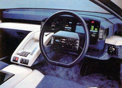 1983 Toyota Fx 1 Concepts