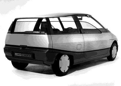 1984 Citroen ECO 2000 Concept Photos
