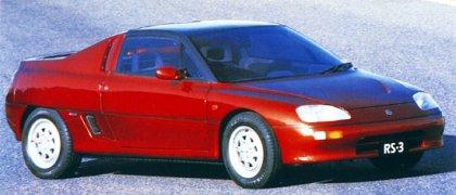 Suzuki RS-3 Concept, 1987
