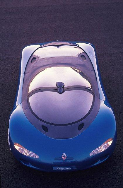Renault Laguna, 1990