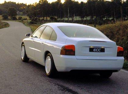 1992 Volvo ECC - Concepts