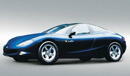 Hyundai tiburon concept