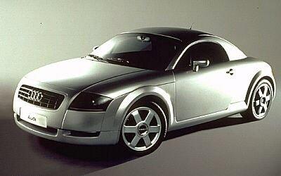 Audi on 1995 Audi Tt Concept   Concepts