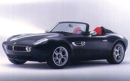 1997 Bmw Z07 Concepts