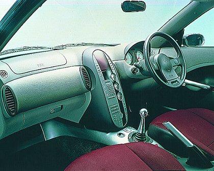 1997 Daihatsu FR-X - Concepts