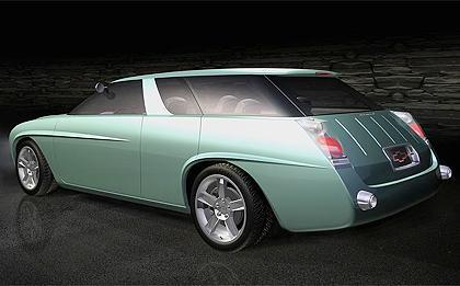 Nomad Wagon Concept.html | Autos Weblog