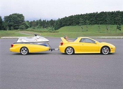 Toyota Celica Cruising Deck, 1999