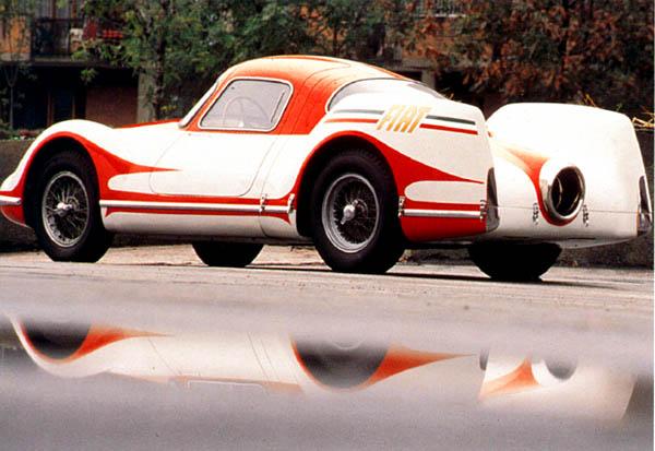 1954 Fiat Turbina Concepts