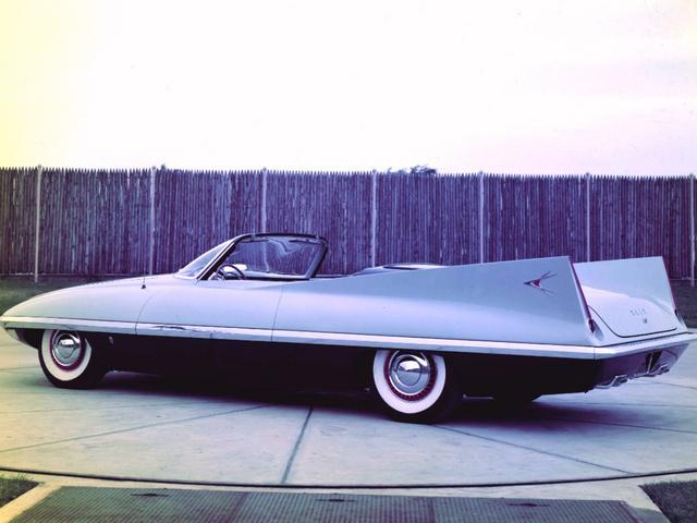 1956 Chrysler Dart Concept Car