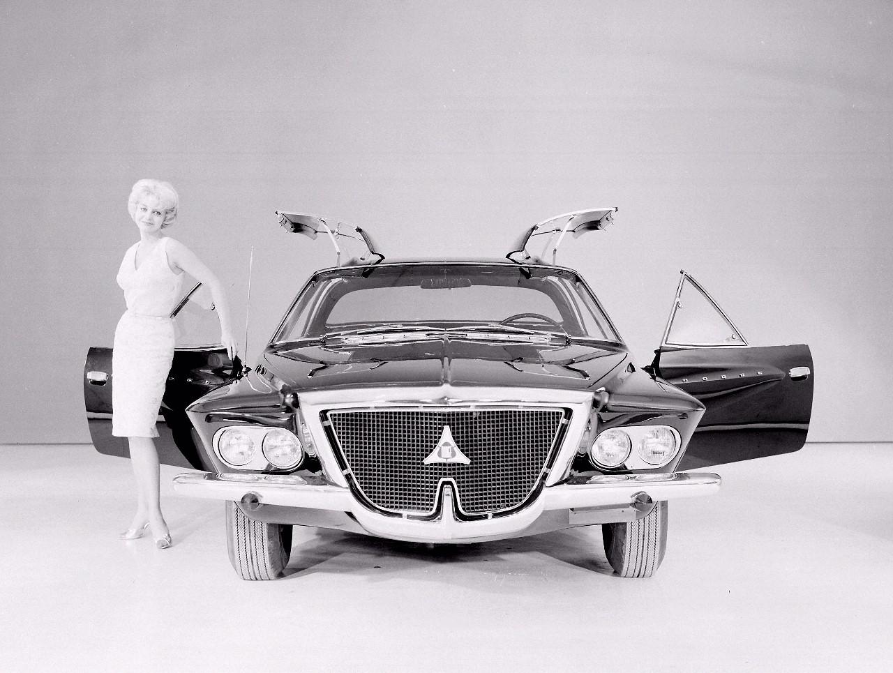 Dodge Flite-Wing (Ghia), 1961