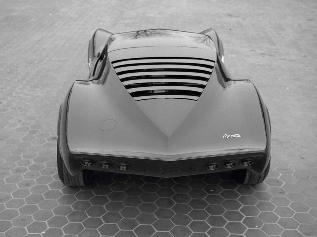 Chevrolet Mako Shark II, 1965