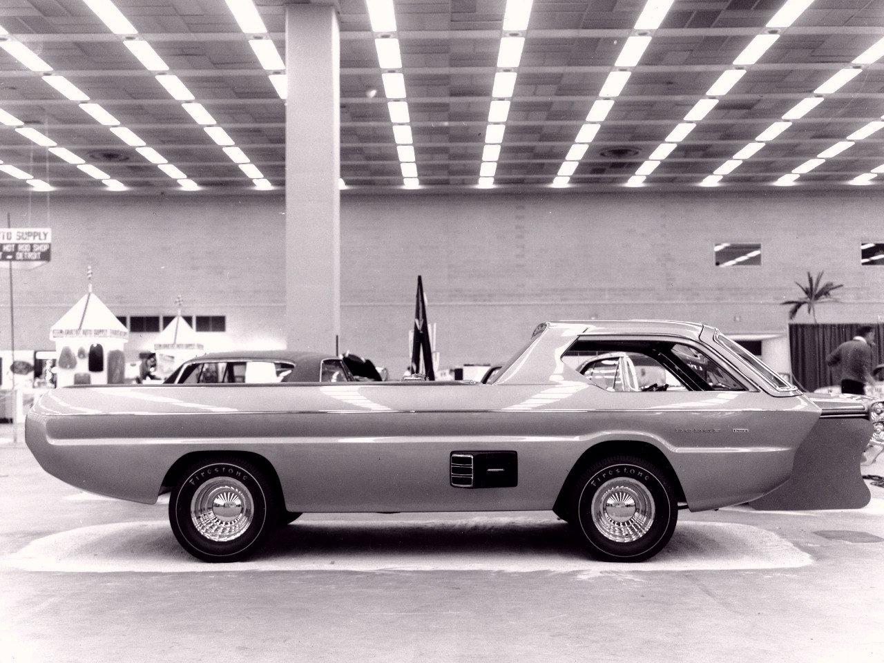 1967 Dodge Deora Concepts