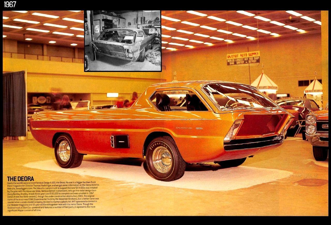 HotRod Magazine, 1967