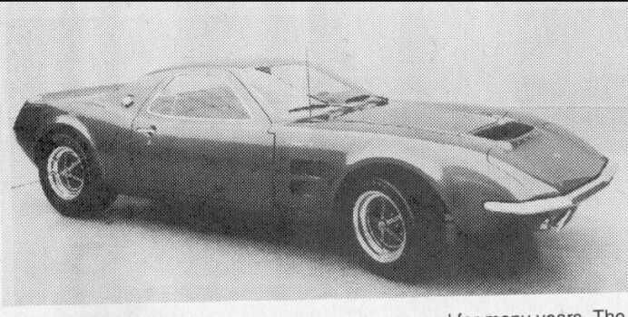 Ford Mach 2 Ford Mach 2 1967