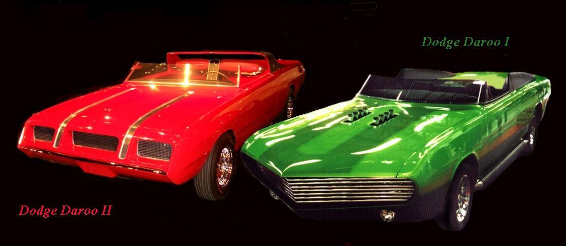 1968 Dodge Daroo II