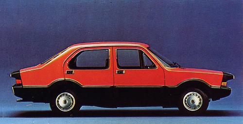 1971 Fiat E S V Concepts