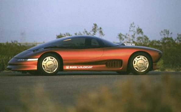 1985 Buick Wildcat Concepts