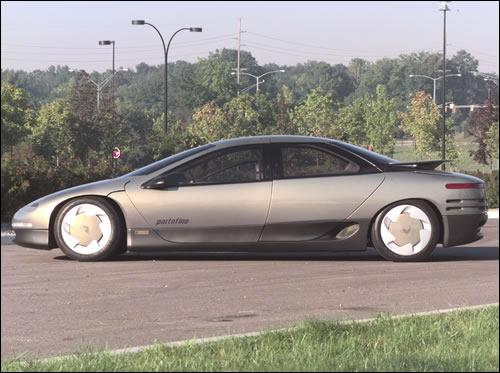 1987 Chrysler Lamborghini Portofino (Coggiola) - Concepts
