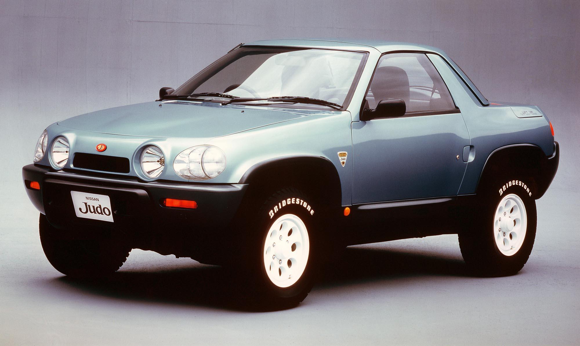 1987 Nissan Judo Concepts
