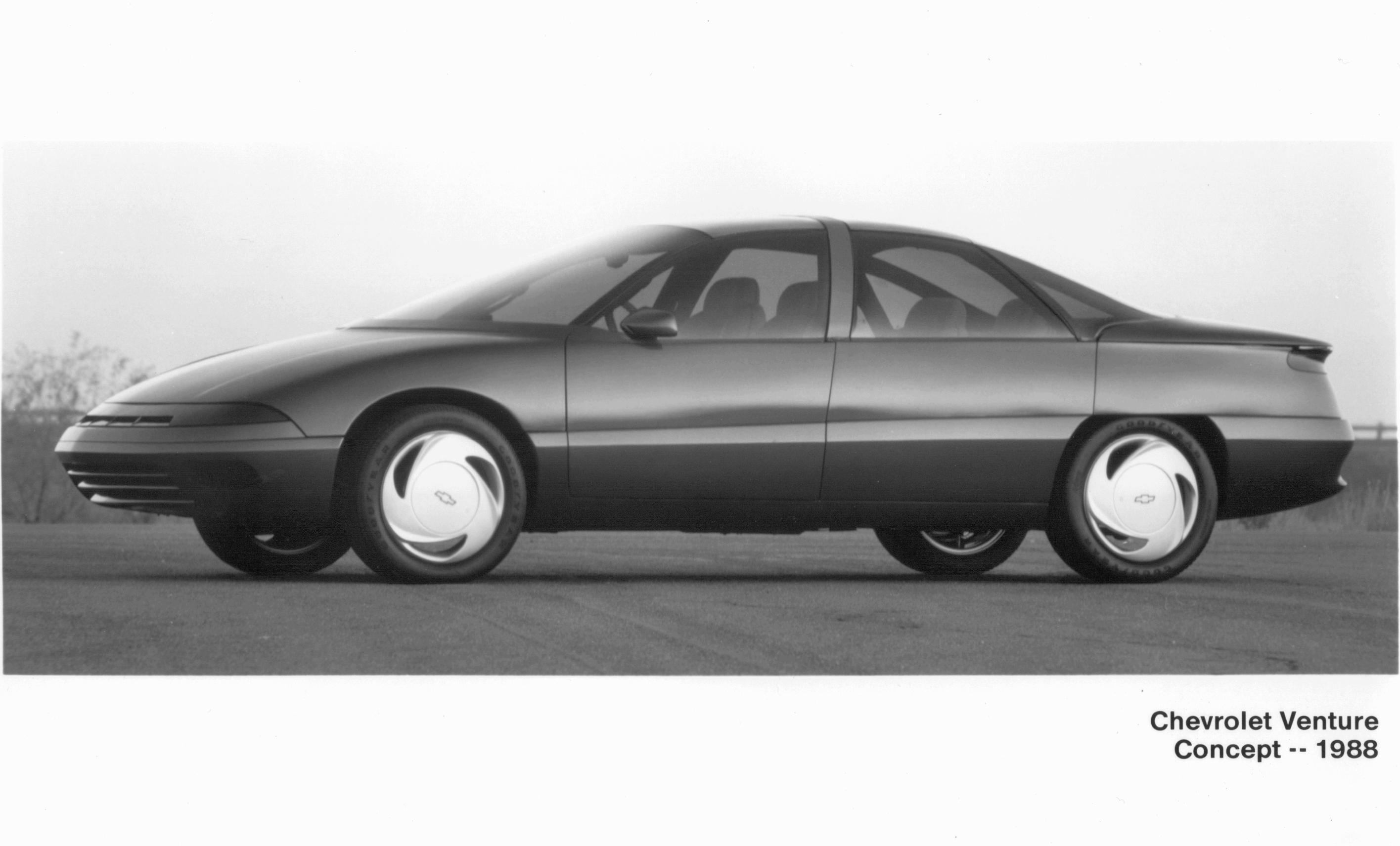 Chevrolet Venture, 1988