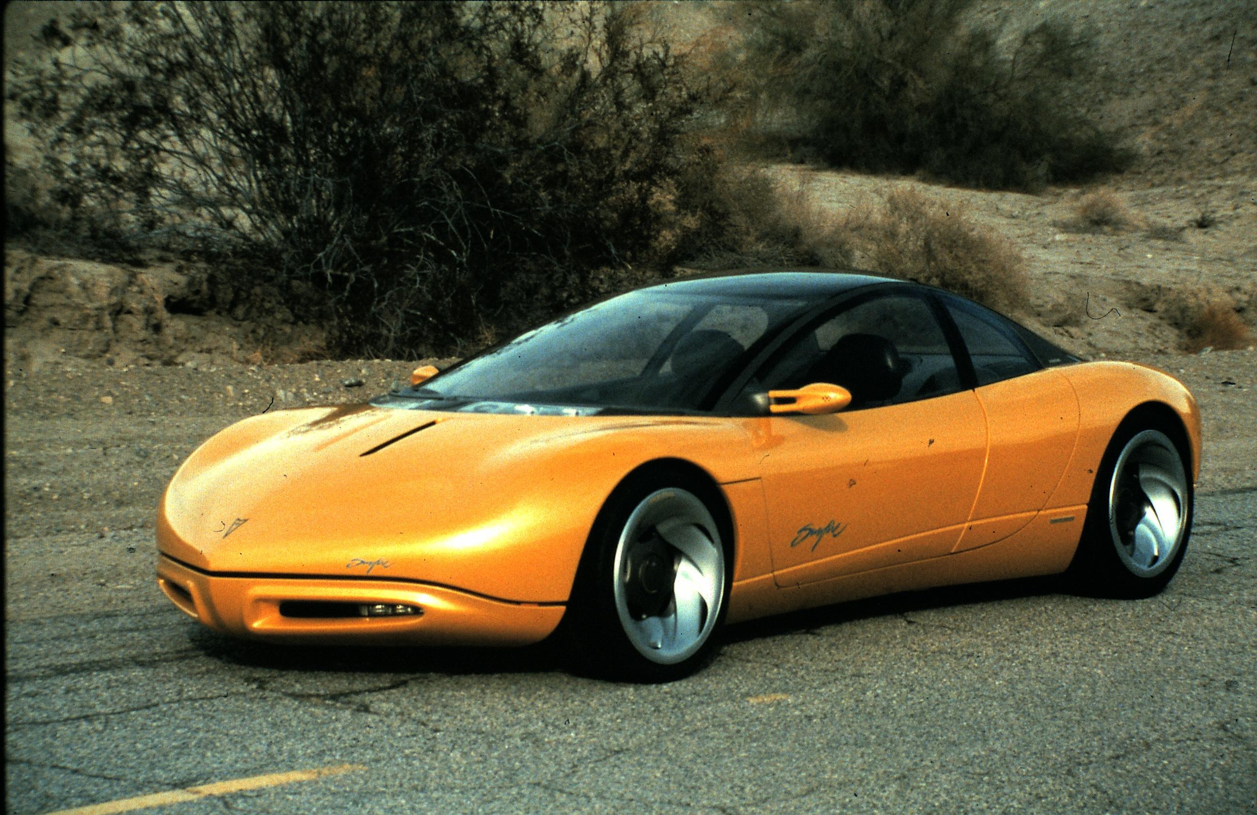 Pontiac Sunfire 2+2, 1990