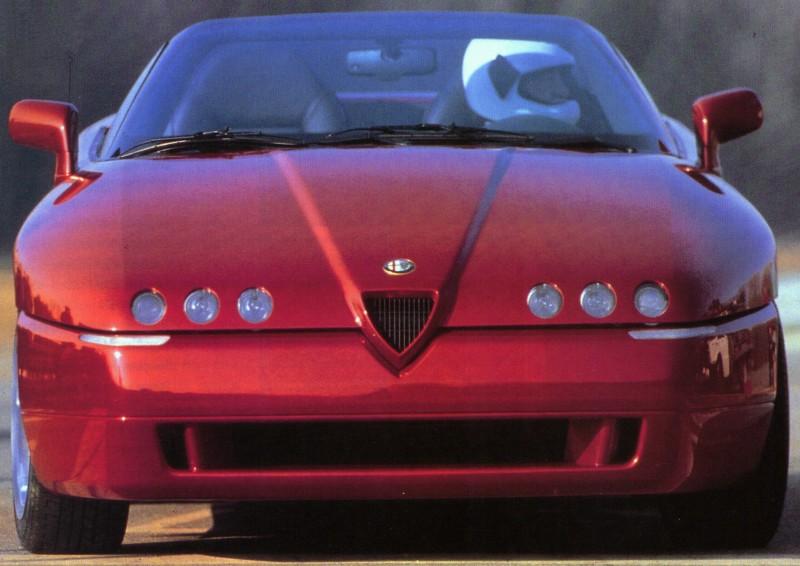 2010 Alfa Romeo 164 Proteo Concept photo - 3