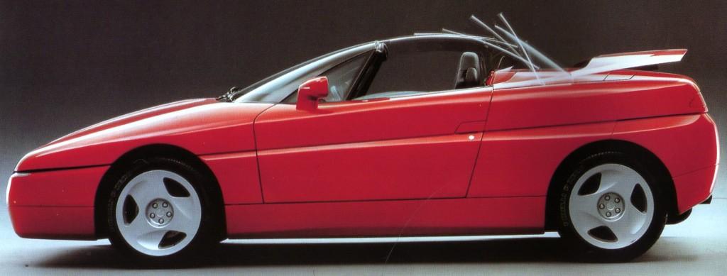 1991 Alfa Romeo Proteo Stola Concepts