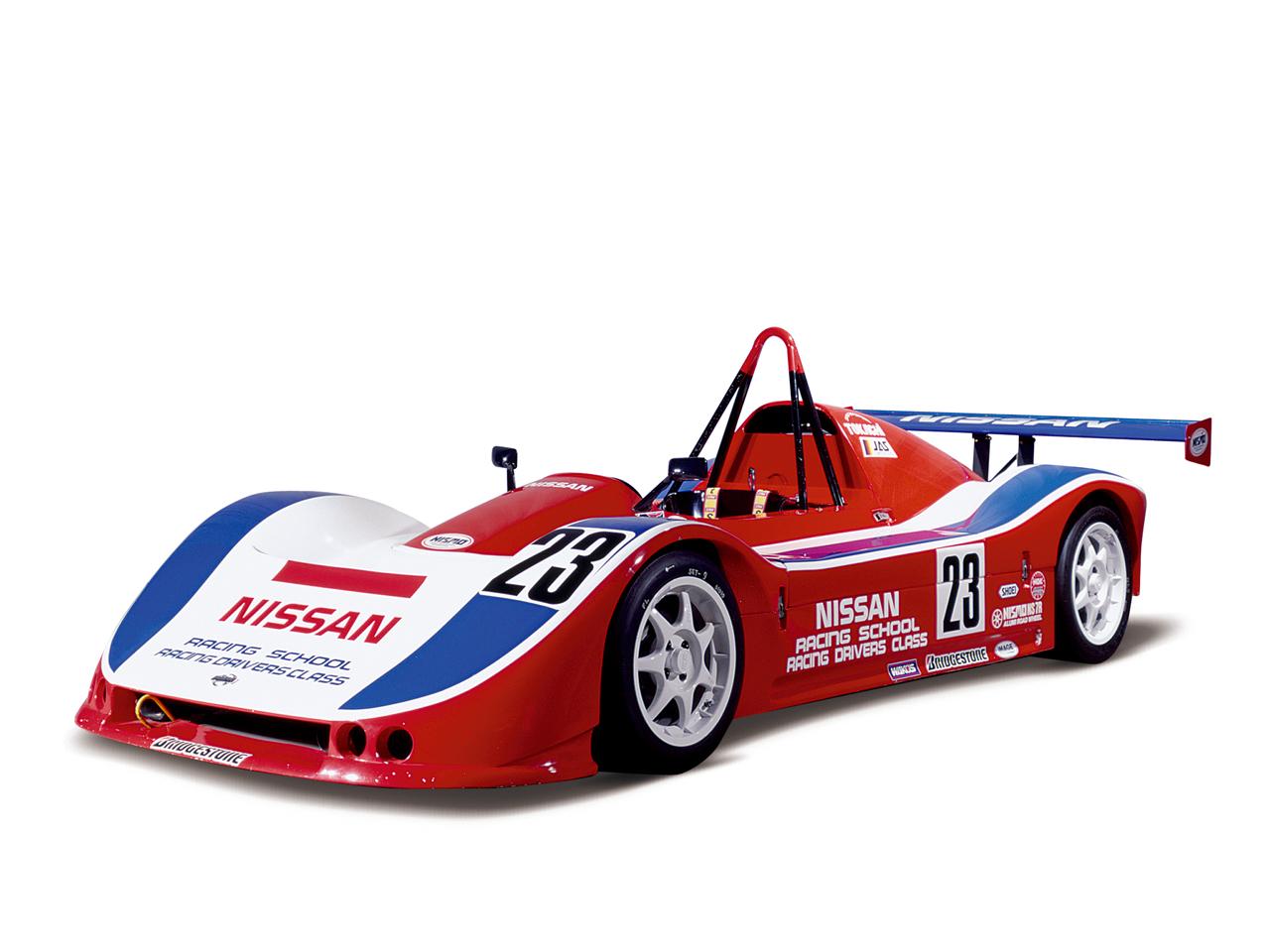 nissan future race car - photo #12
