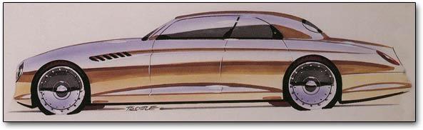 1997 Chrysler Phaeton Concepts