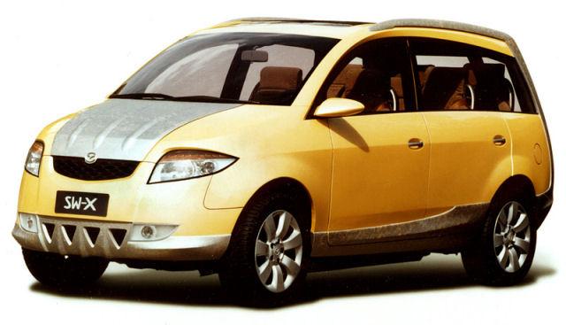 Mazda SW-X Wagon