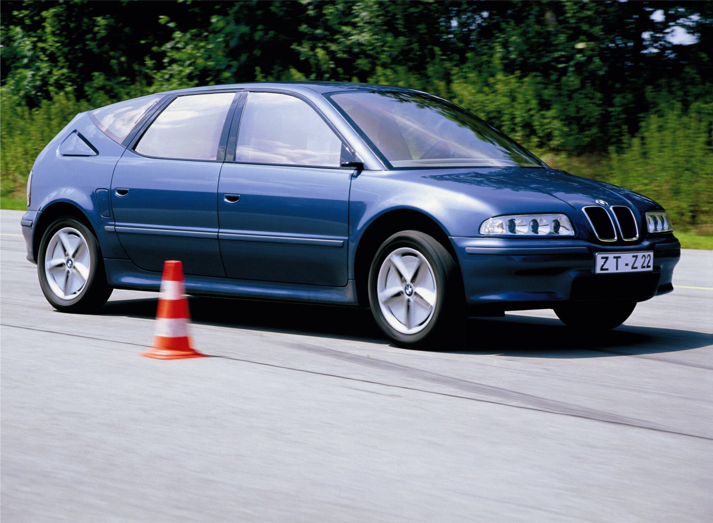 2000 BMW Z22 - Autokonzepte
