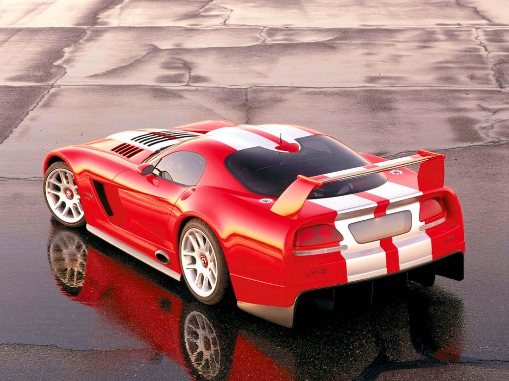 Dodge Viper GTS R Concept 2000