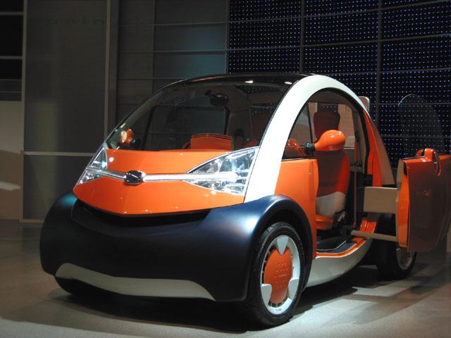 2001 Suzuki Covie - Concepts