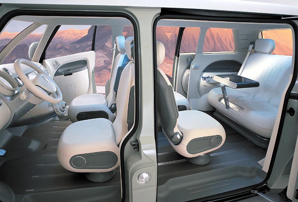 2001 volkswagen microbus concepts. Black Bedroom Furniture Sets. Home Design Ideas