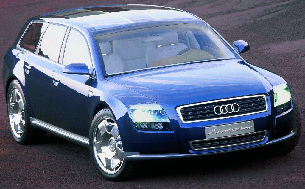 2001 Audi Avantissimo Autokonzepte