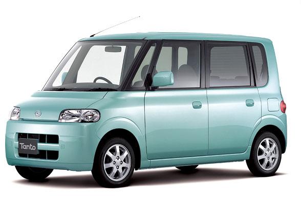 2003 Daihatsu Tanto Concepts