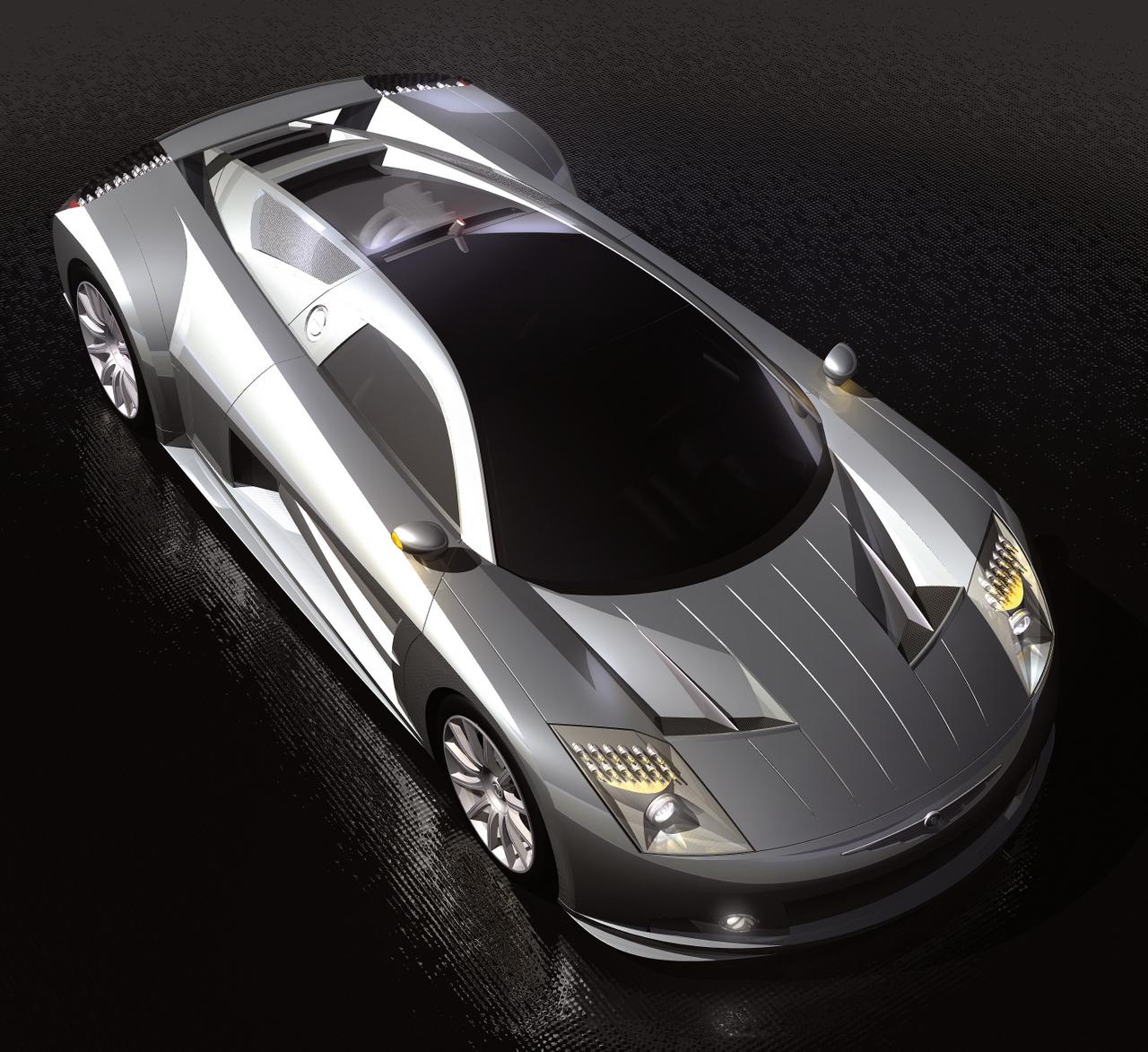 Chrysler mefour twelve