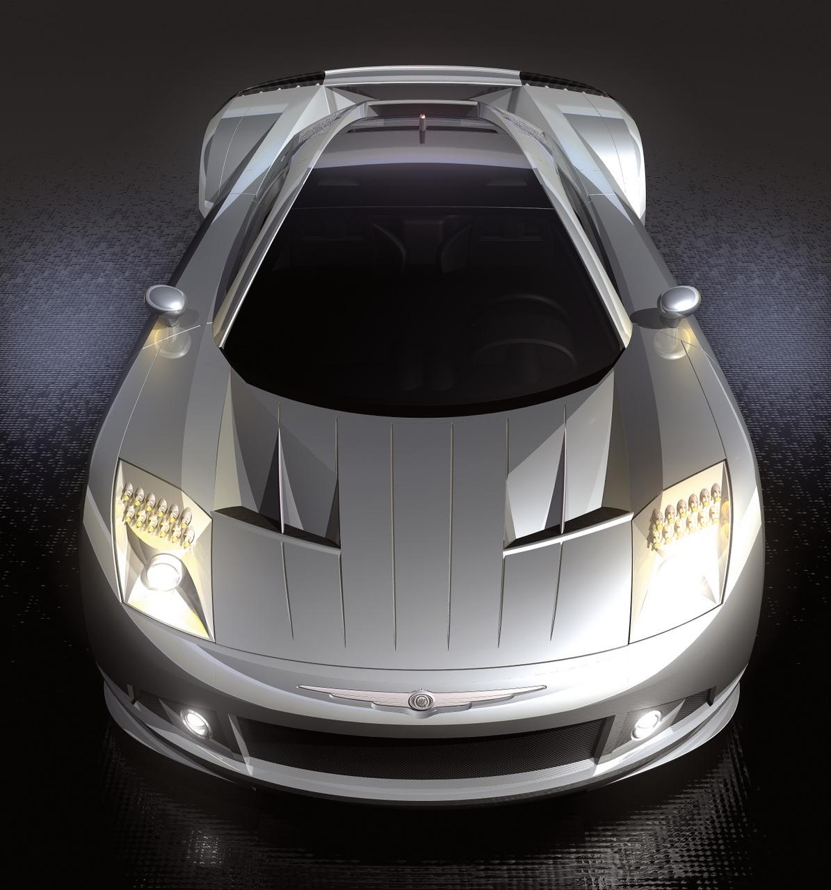 2004 Chrysler ME Four-Twelve - Concepts
