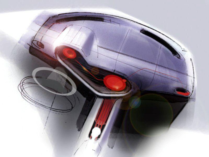 2005 Mazda Sassou Concepts