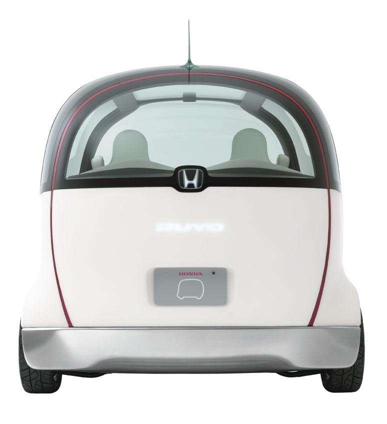 2007 Honda Puyo Concepts