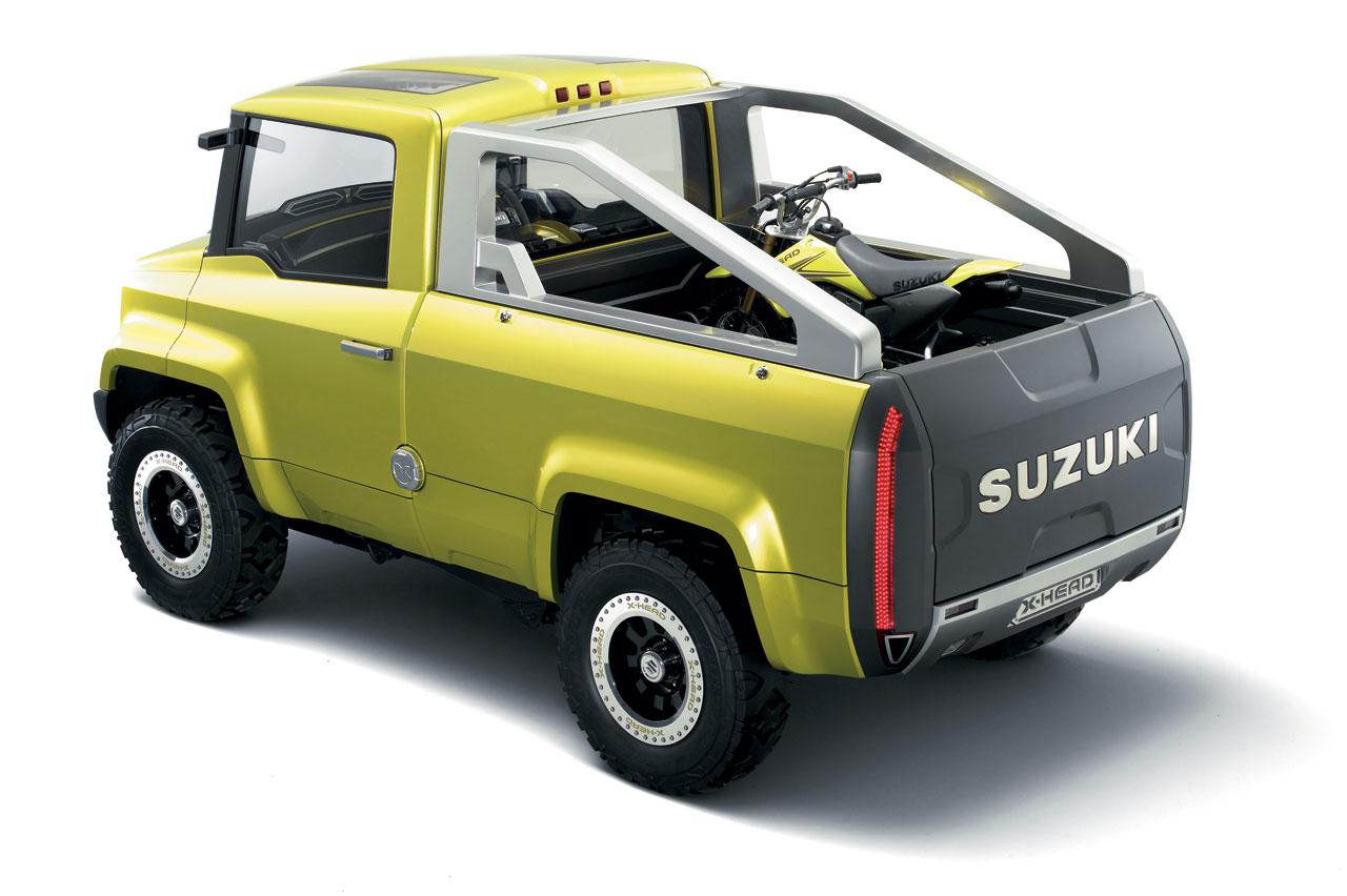 2007 Suzuki X-Head - Concepts