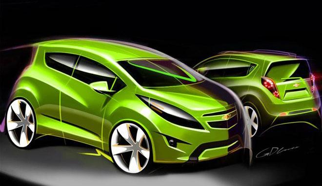 2007 Chevrolet Beat Concepts