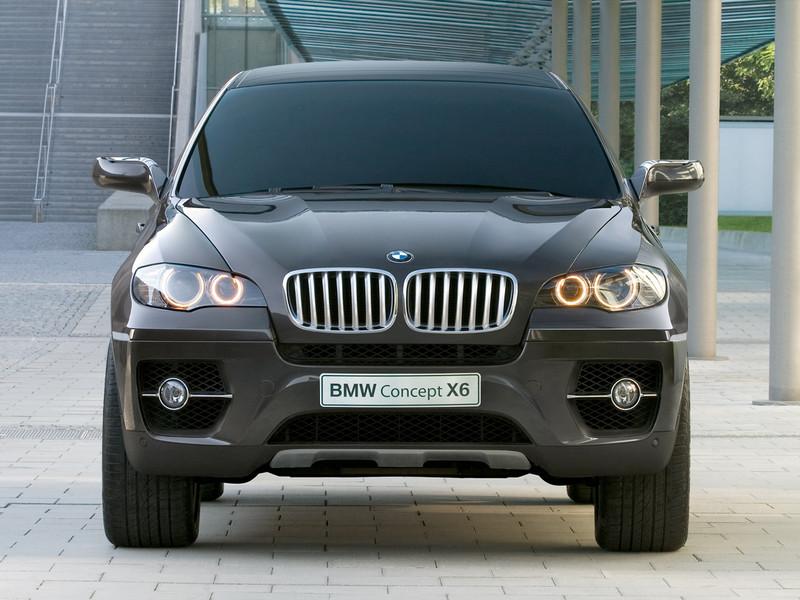 2007 Bmw X6 Concepts