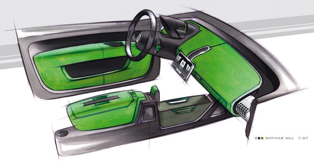 2007 Volkswagen Up Concepts