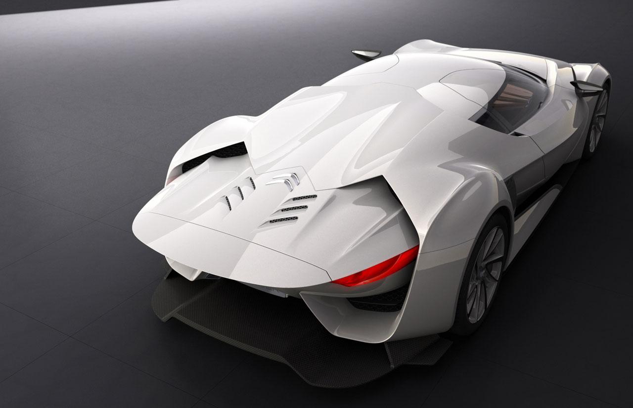 2008 Citroen GT - Concepts