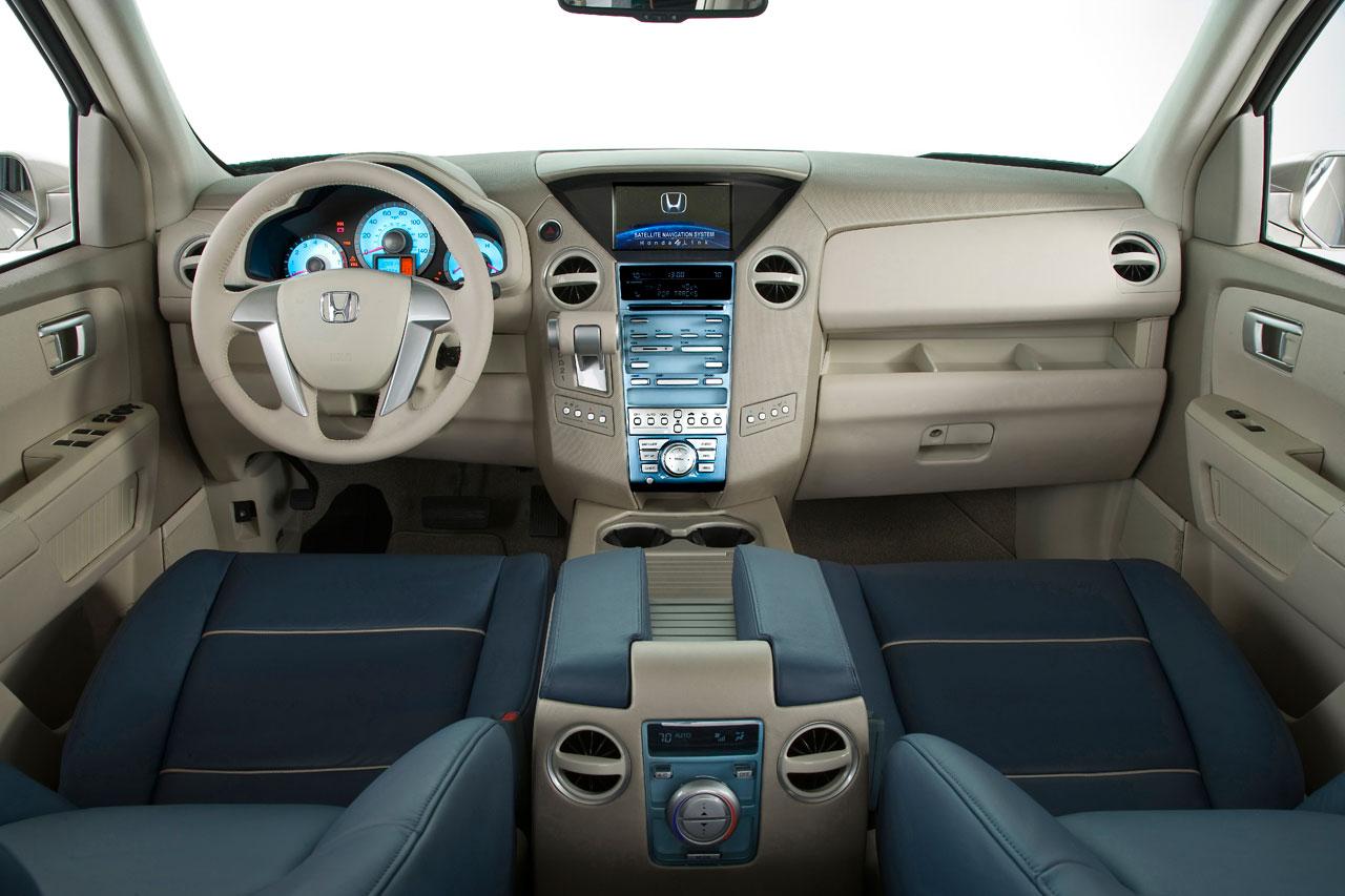 2008 Honda Pilot Concepts