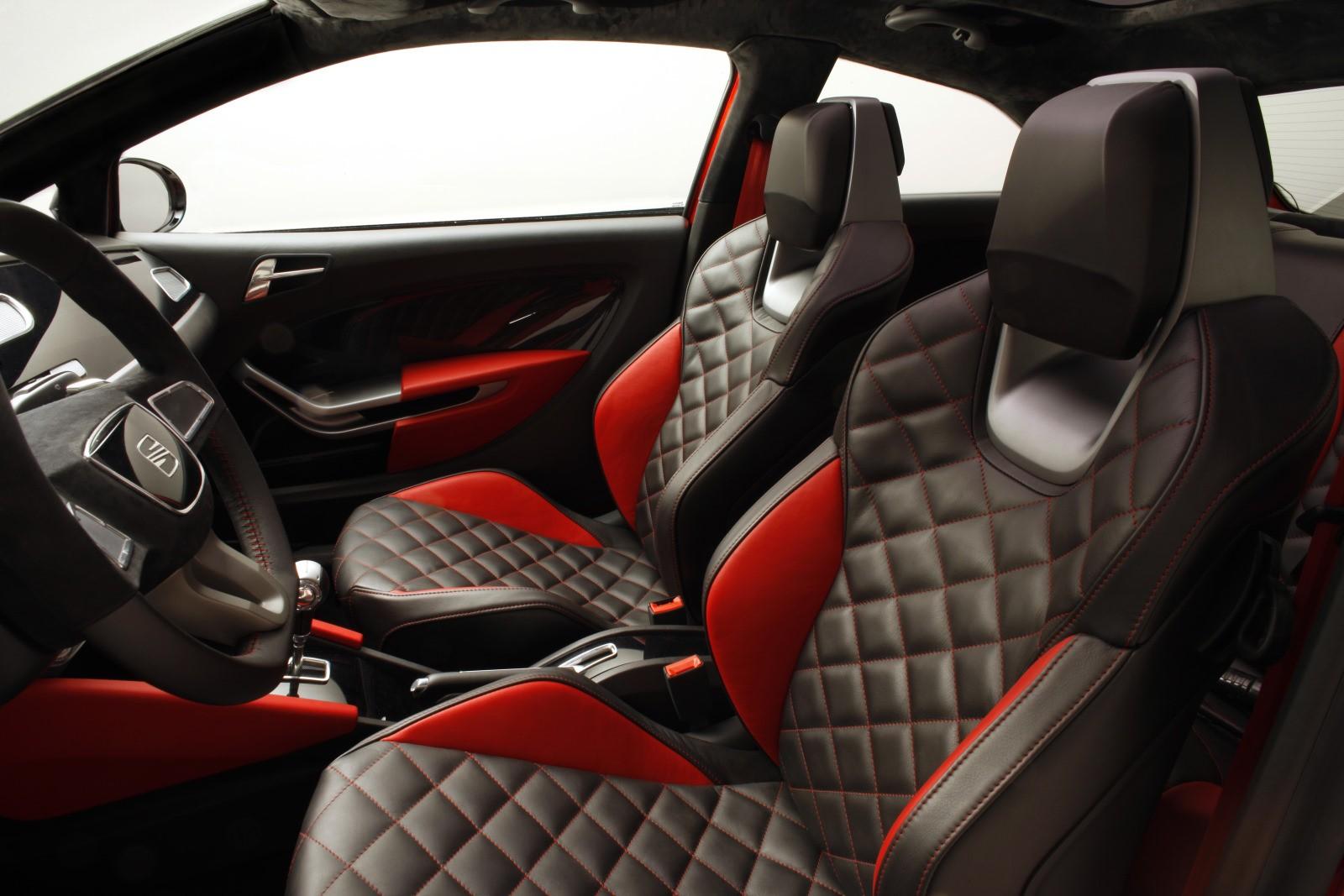 2008 seat bocanegra concepts for Interieur seat ibiza cupra