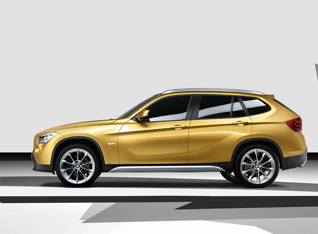 2008 BMW X1 - Concepts