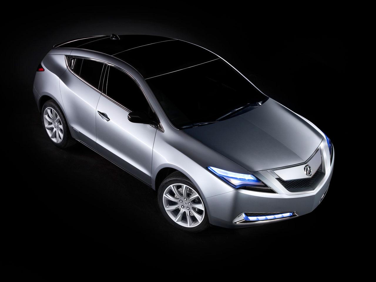 2009 Acura ZDX - Concepts