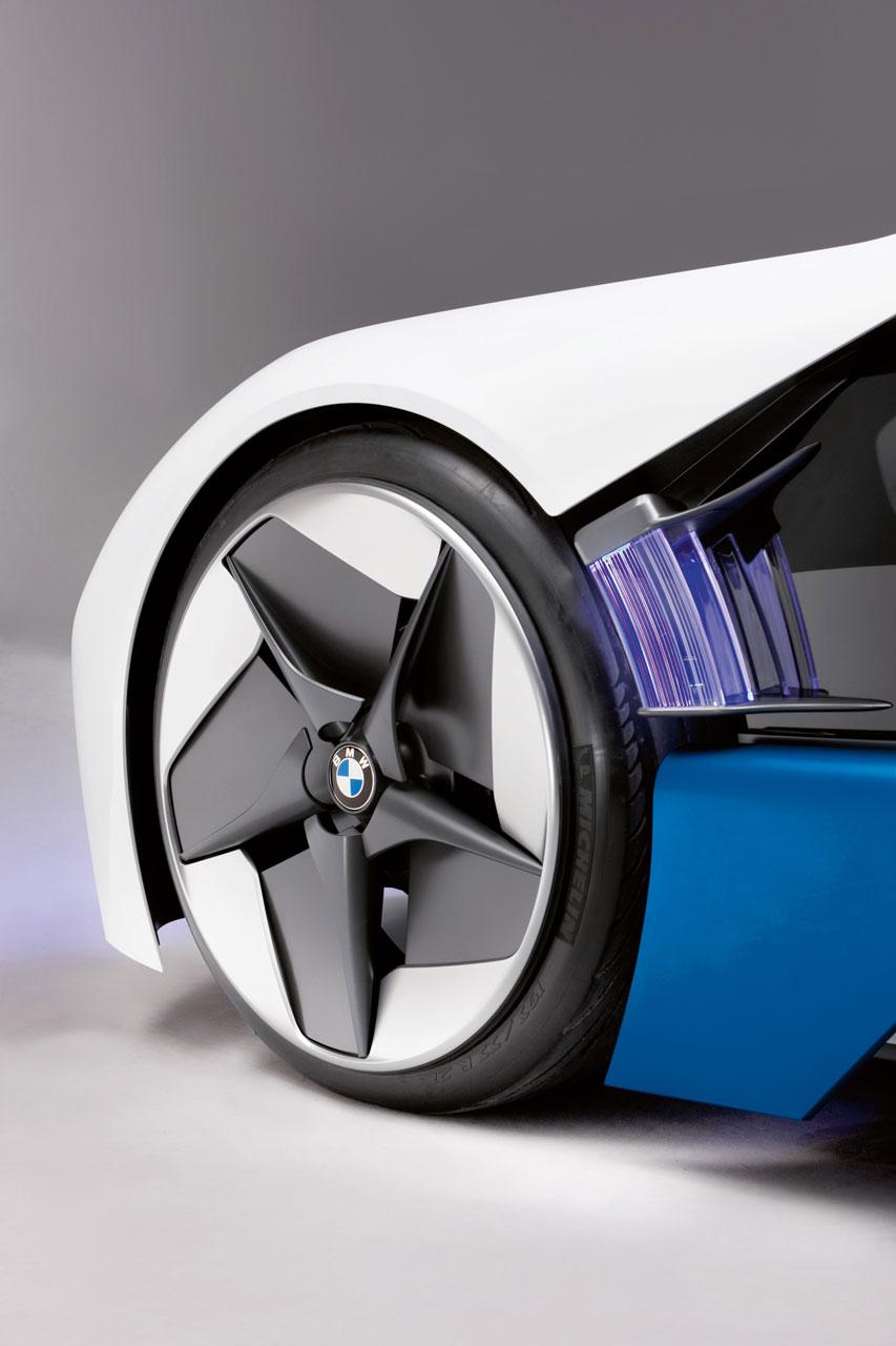 2009 BMW Vision EfficientDynamics - Concepts